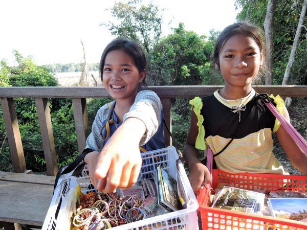 Kambodža: Ťažko skúšané kráľovstvo silných kontrastov, utrpenia i radosti