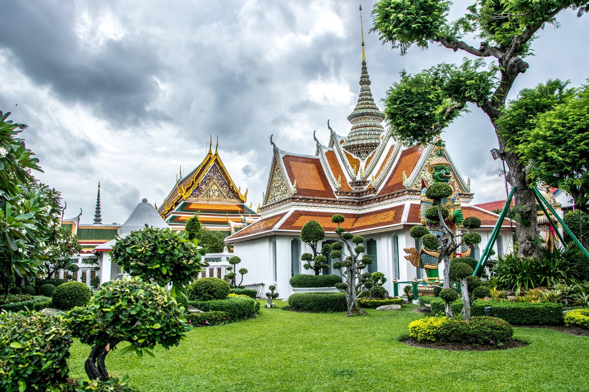 Tri ázijské metropoly a najkrajšie pláže Thajska