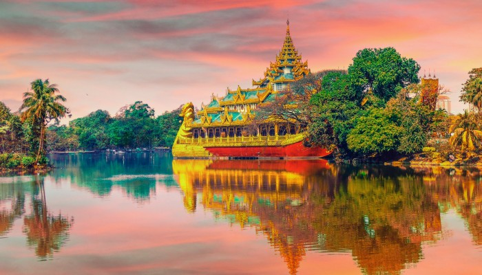 Myanmarsko a relax na ostrove Pho Quoc