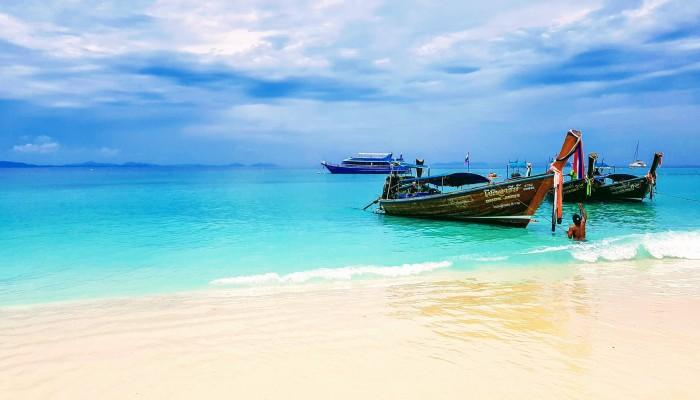 Singapur, Bangkok, pláže Phuketu a Ko Samui