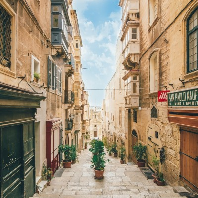 Malta alebo vatikán? 10 krajín, kde je všetko blízko