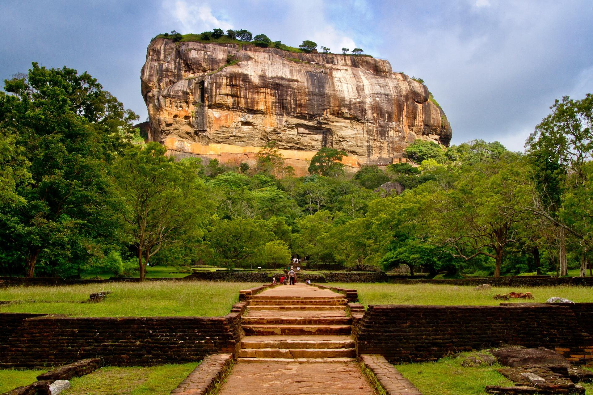 Intenzívna Srí Lanka